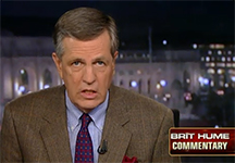 Brit Hume of FoxNews.com